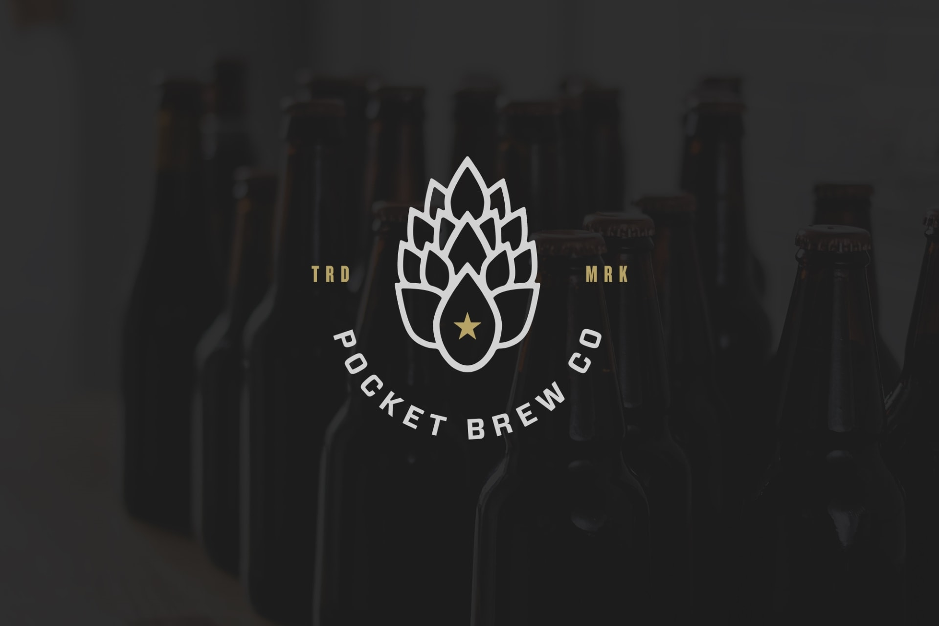 Pocket Brew Logo